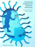 Thesis cover: Improving diagnosis of bacterial infections