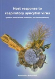 Thesis cover: Host response to respiratory syncytial virus