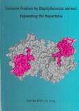 Thesis cover: Immune Evasion by Staphylococcus aureus