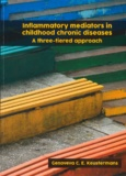 Thesis cover: Inflammatory mediators in childhood chronic diseases