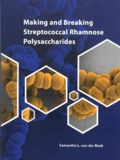 Thesis cover: Making and Breaking Streptococcal Rhamnose Polysaccharides