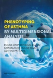 Thesis cover: Phenotyping of asthma by multidimensional analysis