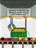Thesis cover: Immune recognition of Staphylococcus aureus wall teichoic acid